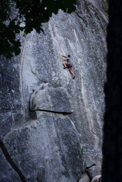 Go Climbing in Yosemite!