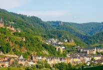 Bike tour along Germany's Mosel River