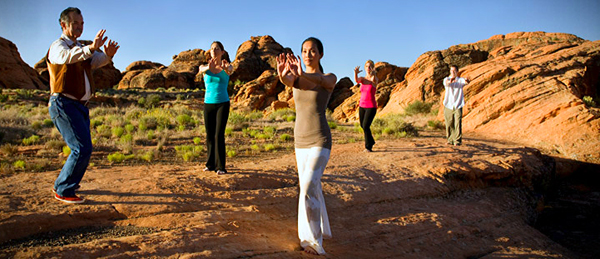 Yoga at Red Mountain Resort