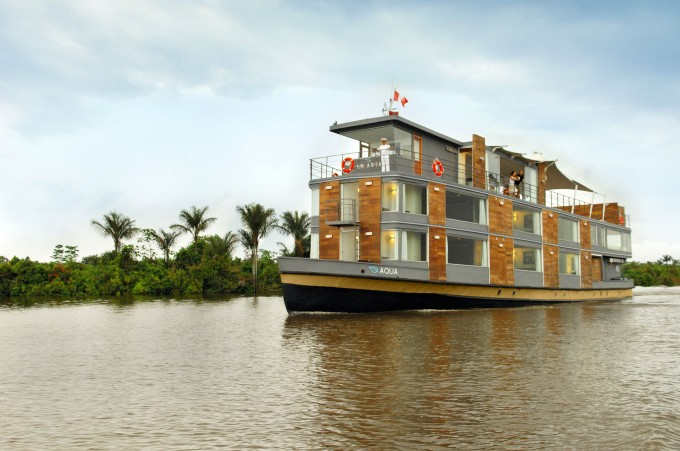 Amazon River Cruise Ship