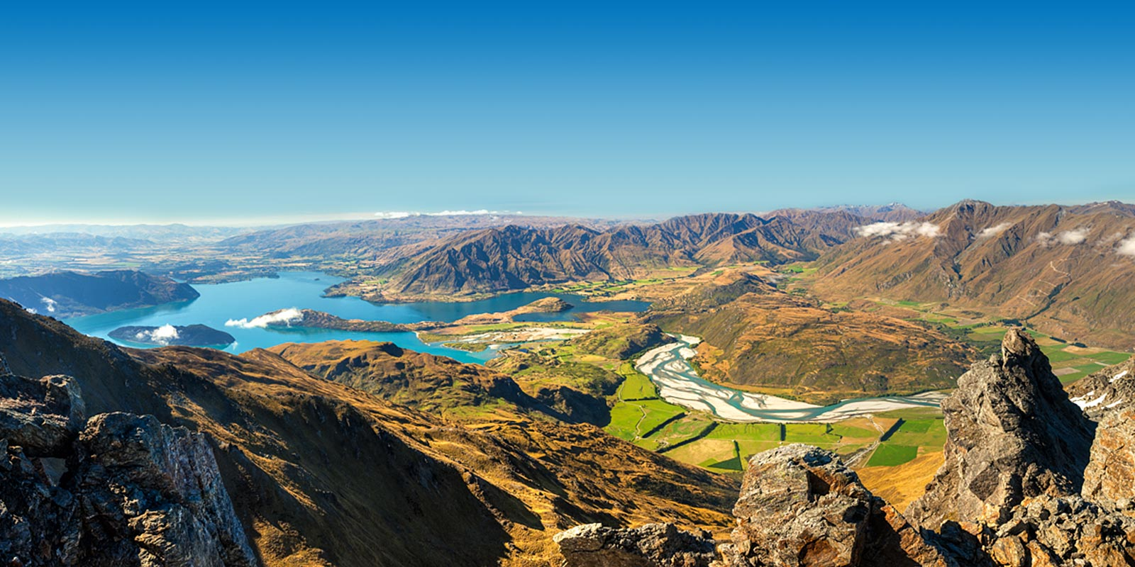 New Zealand South Island Adventure Travel Tour - New zealand vacation packages