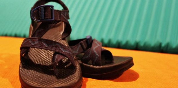 Chacos are a Good Choice and Other Gear Tips