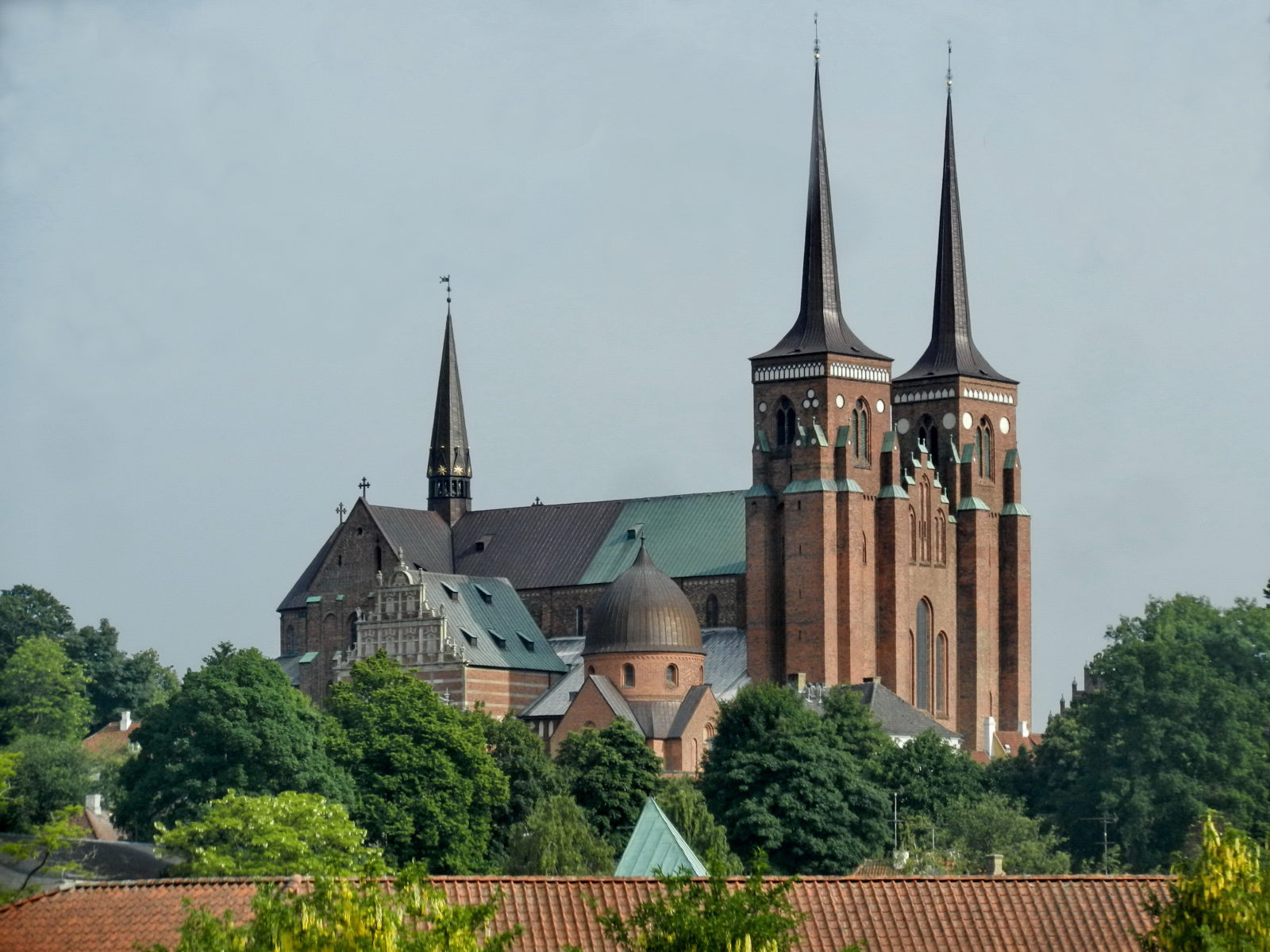 Roskilde Cathedral   panoramio