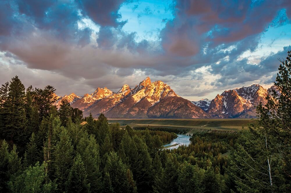grand teton national park adventure