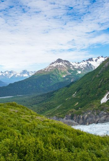 Alaska Family Vacation at Kenai Fjords National Park