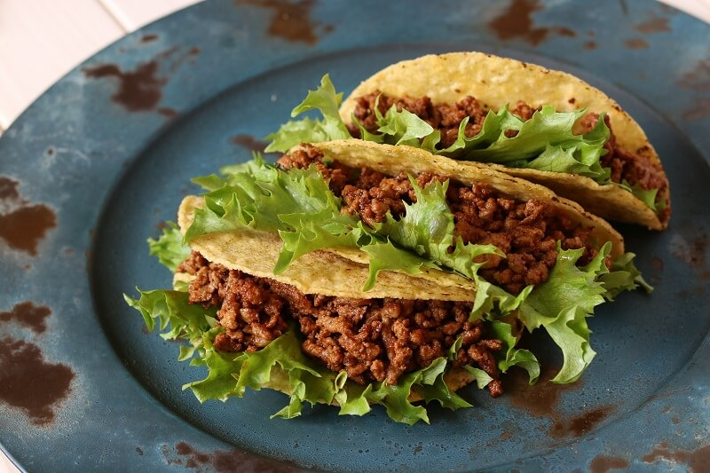andy austin famous bison tacos