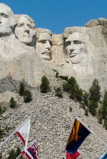 mount rushmore south dakota family trip