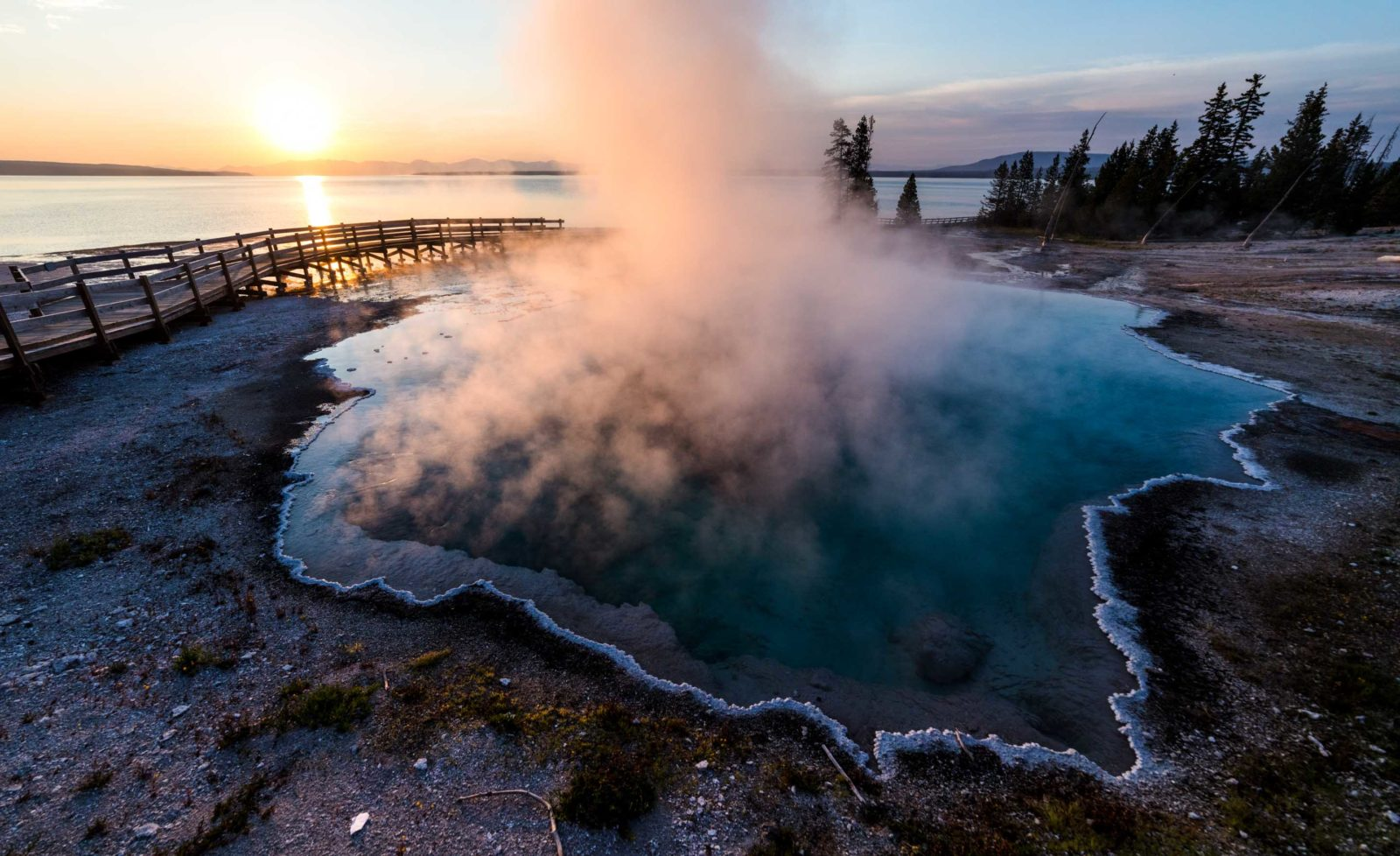 Yellowstone Trips  Vacation Packages  Austin Adventures
