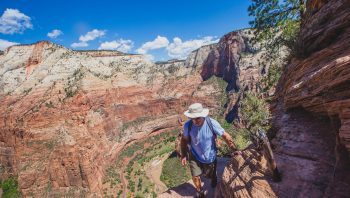 HIke on Angel's Landing