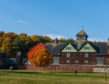 Shelburne Farms Tour in Vermont, where you can watch cheesemakers